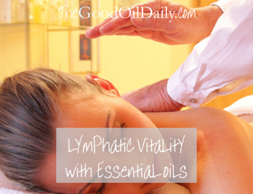 Lymphatic Vitality with Essential Oils