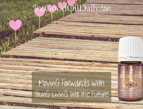 Moving Forwards with Young Living Into the Future™
