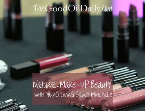Natural Make-Up Beauty with Savvy Minerals by Young Living™